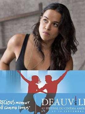 affiche du film Michelle Rodriguez Hommage