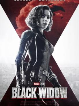 affiche du film Black Widow
