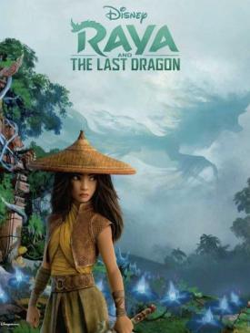 affiche du film Raya et le dernier dragon