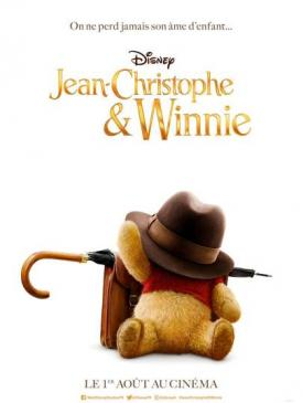 affiche du film JEAN-CHRISTOPHE & WINNIE L'OURSON