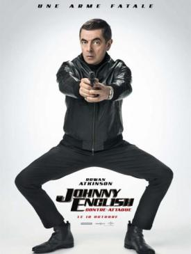 affiche du film JOHNNY ENGLISH 3