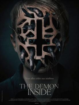 affiche du film The Démons Inside