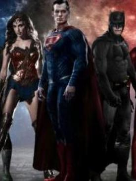 affiche du film Justice League