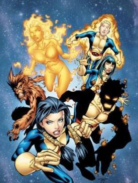 affiche du film X-MEN: LES NOUVEAUX MUTANTS