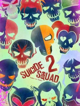 affiche du film Suicide Squad 2