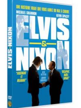 affiche du film Elvis & Nixon