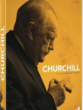 affiche du film Churchill