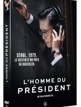 affiche du film L'homme du président