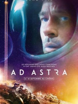 affiche du film Ad Astra