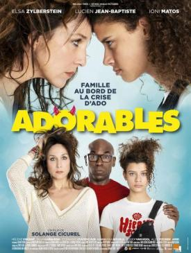 affiche du film Adorables