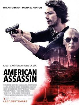 affiche du film American Assassin