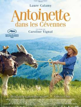 affiche du film Antoinette dans les Cévennes