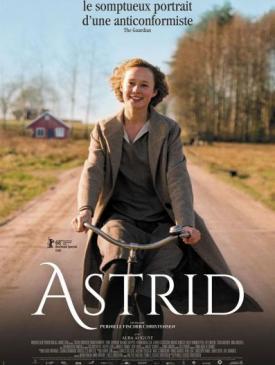 affiche du film Astrid