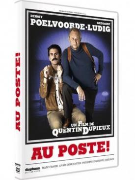 affiche du film Au Poste