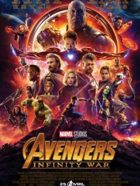 affiche du film Avengers- Infinity War