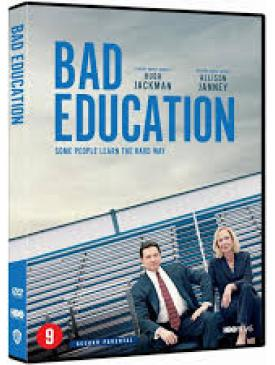 affiche du film Bad Education