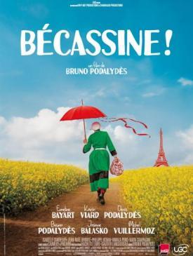 affiche du film Bécassine !