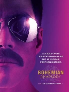 affiche du film Bohémian Rhapsody