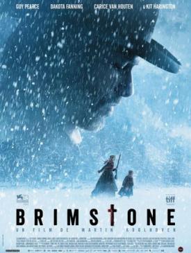 affiche du film Brimstone