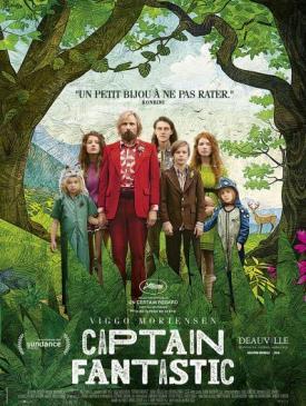 affiche du film Captain Fantastic