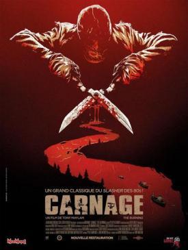 affiche du film Carnage