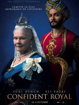 affiche du film Confident royal