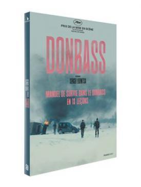 affiche du film Donbass