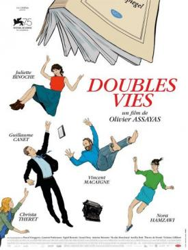 affiche du film Doubles vies