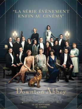 affiche du film Downton Abbey