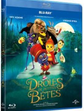 affiche du film Drôles de petites bêtes