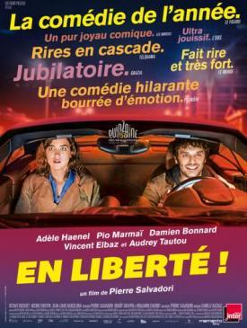 affiche du film En Liberté !