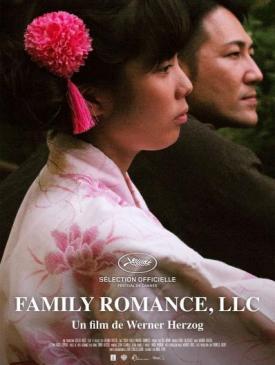 affiche du film Family Romance, LLC