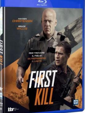 affiche du film First Kill