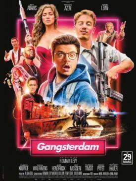 affiche du film Gangsterdam