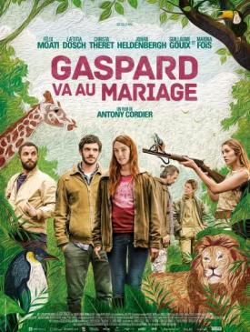 affiche du film Gaspard va au mariage