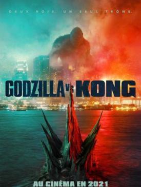 affiche du film Godzilla vs. Kong