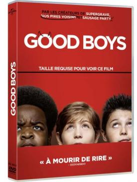 affiche du film Good Boys