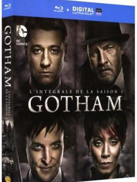affiche du film Gotham Saison 1