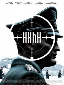 affiche du film HHhH
