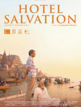 affiche du film Hotel Salvation