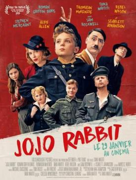 affiche du film Jojo Rabbit