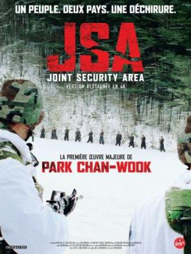 affiche du film JSA Joint Security Area