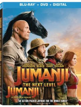 affiche du film Jumanji next level