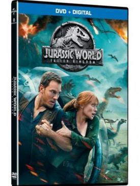 affiche du film Jurassic World- Fallen Kingdom