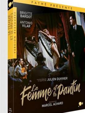 affiche du film La femme et le pantin