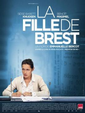 affiche du film La fille de Brest