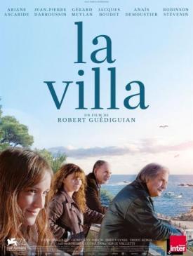 affiche du film La Villa