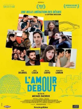 affiche du film L'amour Debout