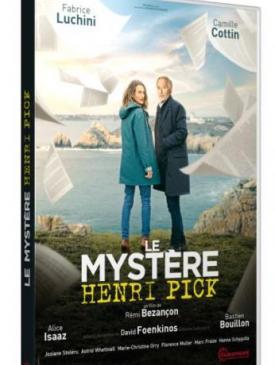 affiche du film Le mystère Henri Pick
