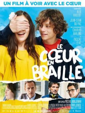 affiche du film Le cœur en braille